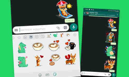 Cara Menghapus Stiker Whatsapp