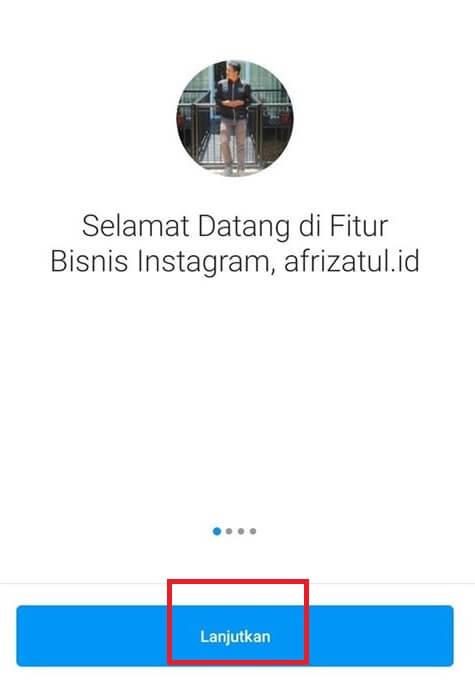cara beralih ke akun bisnis instagram tanpa facebook
