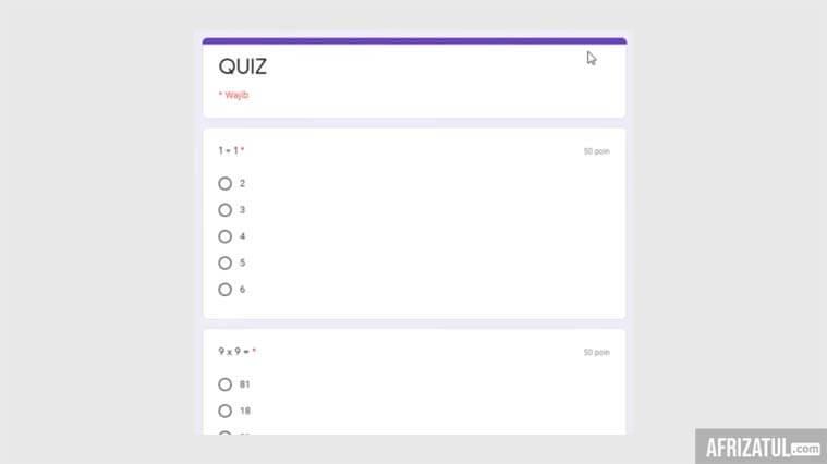 2 Cara Mengetahui Kunci Jawaban Di Google Classroom Terbaru 2020