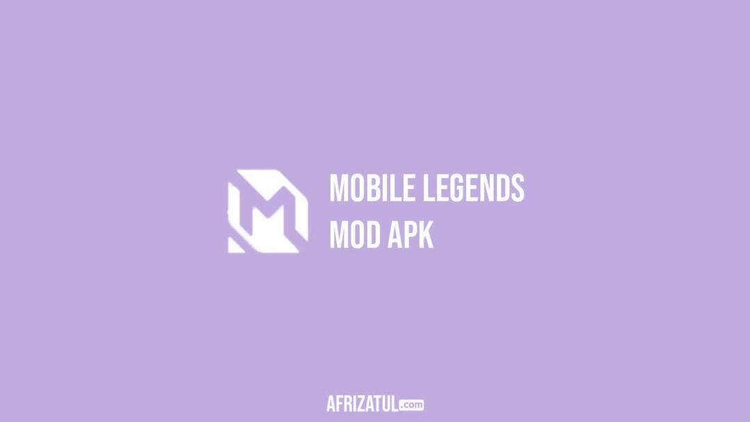 Mobile Legends Mod Apk Ml Unlimited Diamond Terbaru 2020 Afrizatul