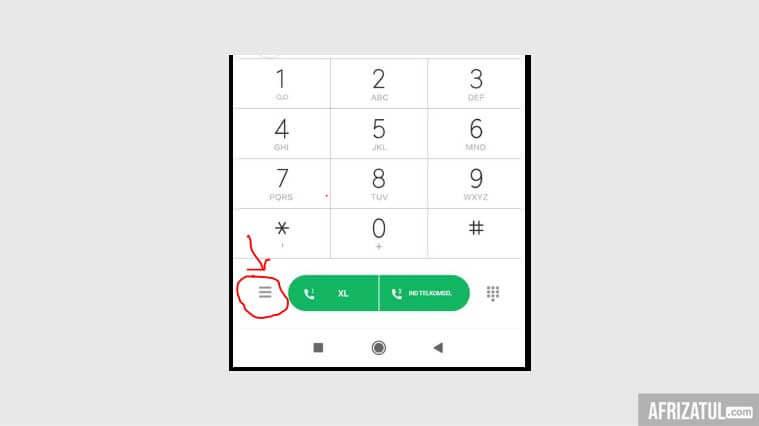 layar mati saat telepon whatsapp oppo