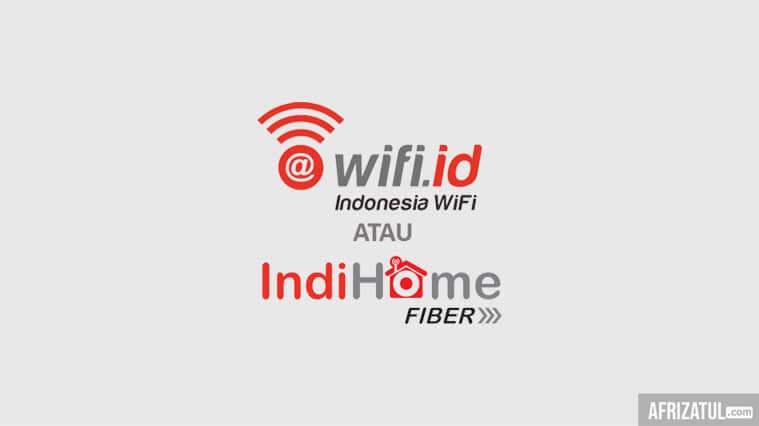 mending wifi id atau indihome